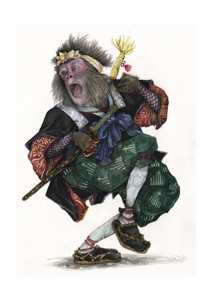 mono samurai