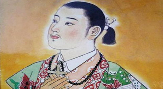 Don Justo Takayama, ¿un santosamurái?