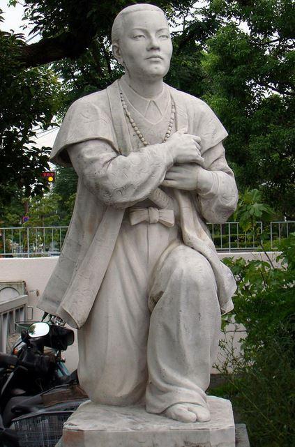 takayama ukon estatua 2