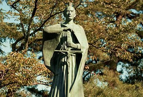 takayama ukon estatua