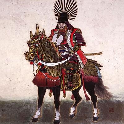 hideyoshi caballo