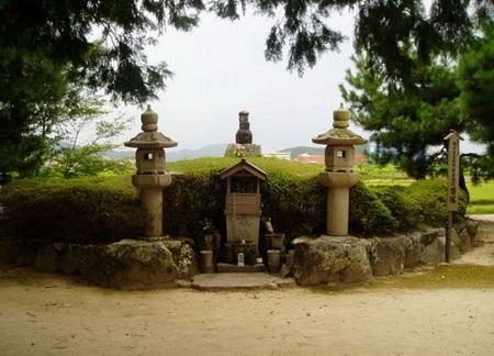 shimizu muneharu tumba