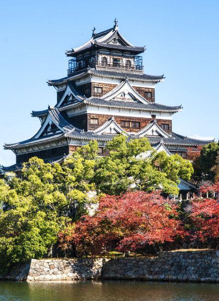 hiroshima castillo