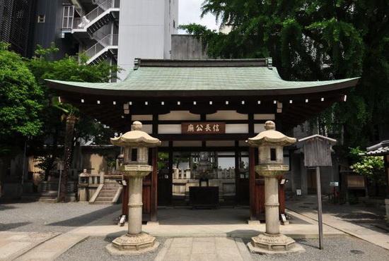 honnoji tumba oda nobunaga