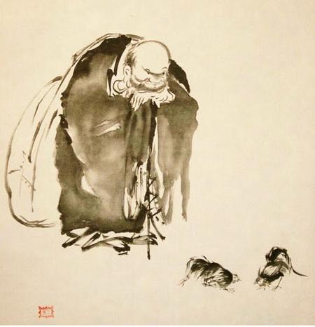 miyamoto musashi artista