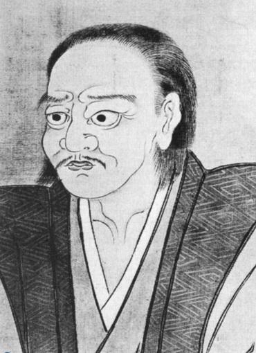 miyamoto musashi retrato