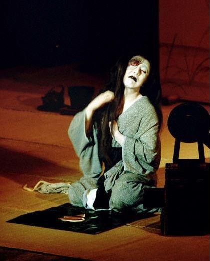 oiwa yotsuya kaidan kabuki nakamura kankuro