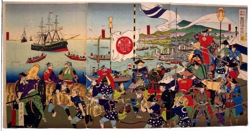 kurofune-perry-comodoro-bakumatsu-bahia-edo-restauracion-meiji