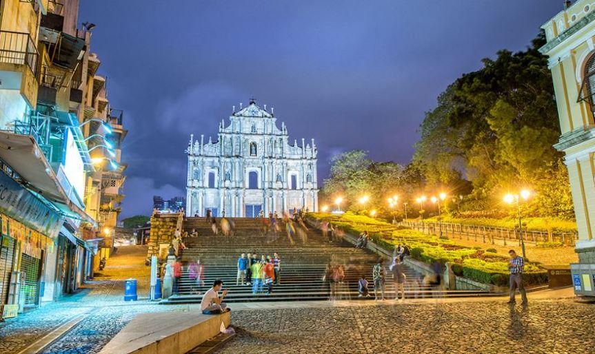 macao colonia portugal asia pacifico