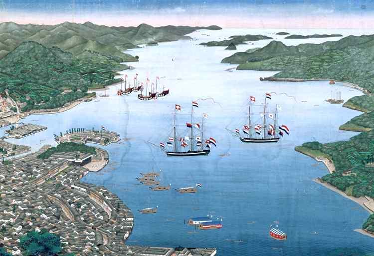 nagasaki puerto kurofune