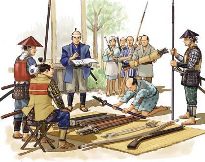 katanagari caza de espadas sengoku