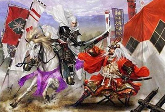 Duelo de titanes en la era Sengoku: Takeda Shingen vs. UesugiKenshin