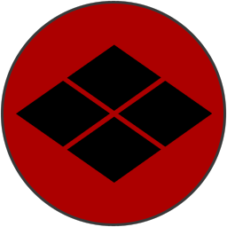 clan takeda emblema