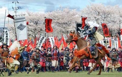 kawanakajima batalla reconstruccion moderna