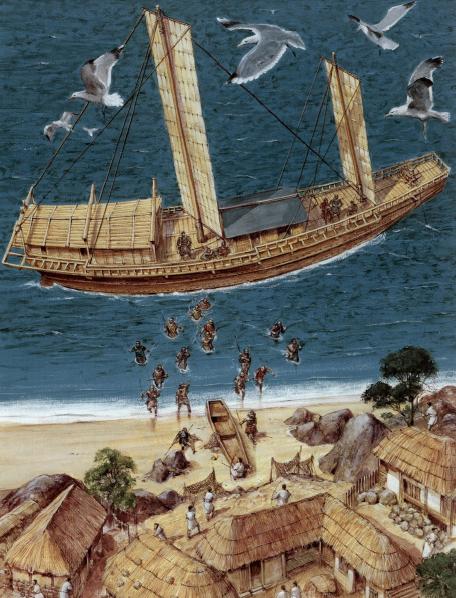 ataque wako piratas japoneses 2
