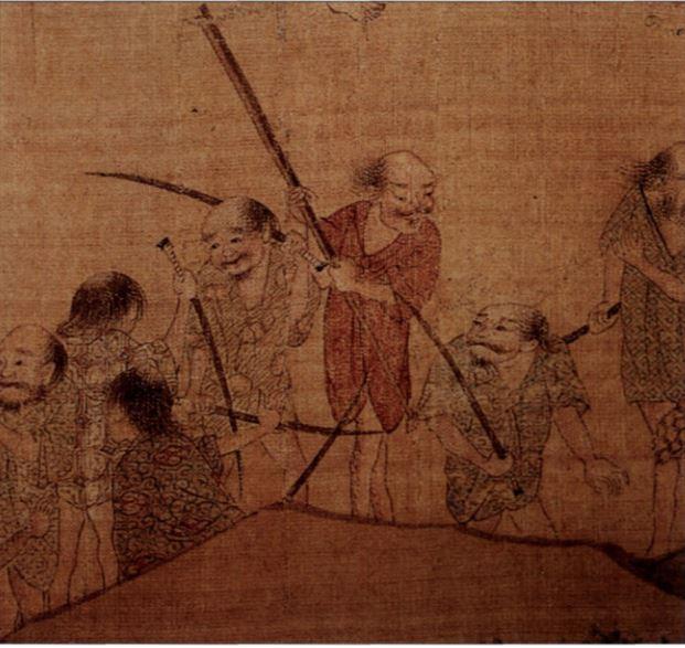 grupo wako piratas japoneses