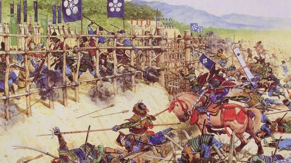 nagashino batalla