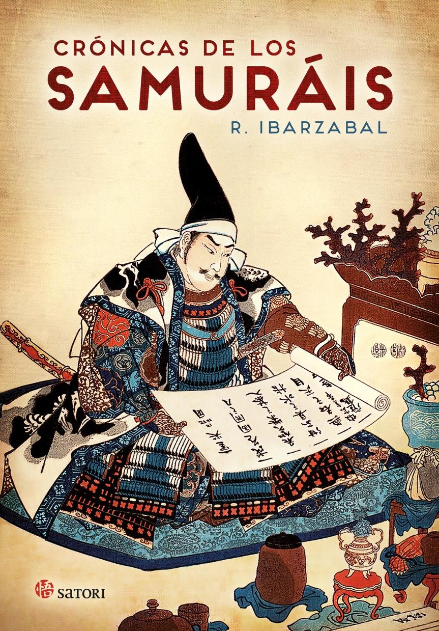 """Crónicas de los samuráis"", el primer libro de Historias deSamuráis"